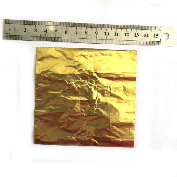 Brass thin strip, 1 mm