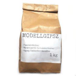 Model plaster