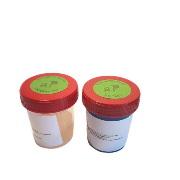 UR5895 Poliuretán elasztomer gyanta, rugalmas, POLY+ISO kis kiszerelés