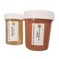Polyurethane Silent - 74 ShA Casting Resin