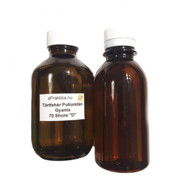 Buborékmentes poliuretán gyanta