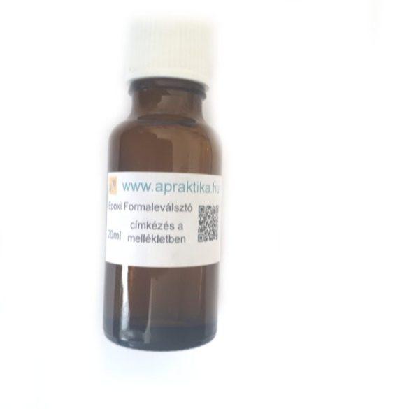 Formaleválasztó Epoxigyantához, 10ml