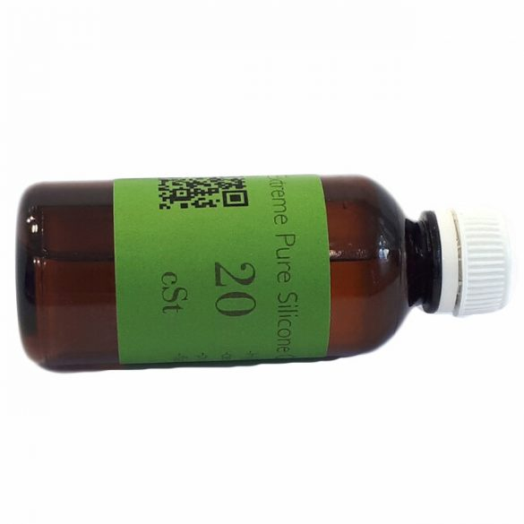 Silicone Oil, 50ml, 20 cSt, general