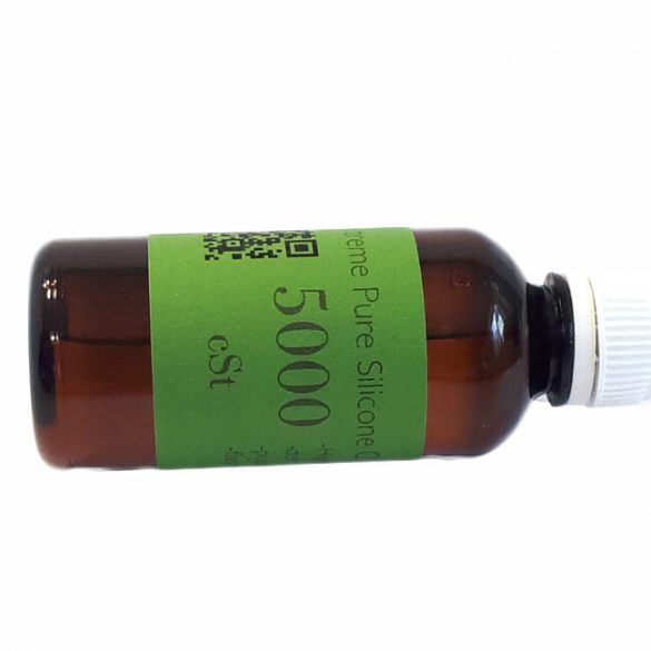 Silicone Oil, 50ml, 5000 cSt, general
