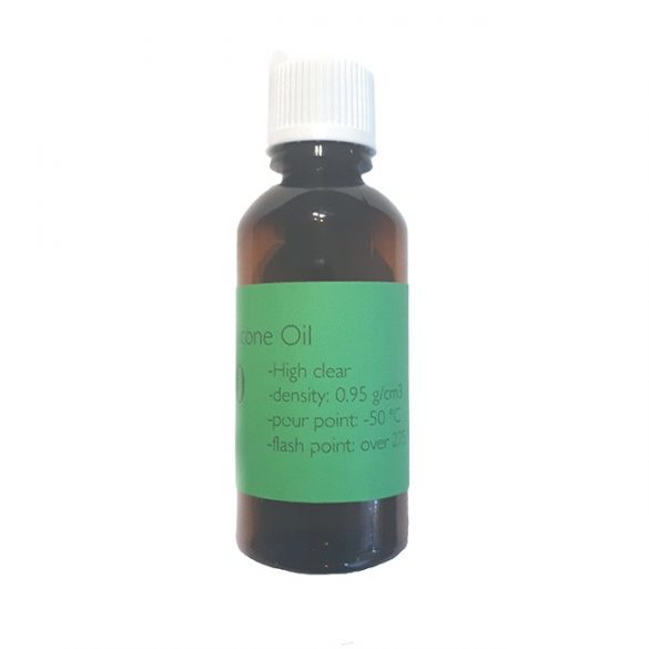 Silicone Oil 50ml 100 cSt