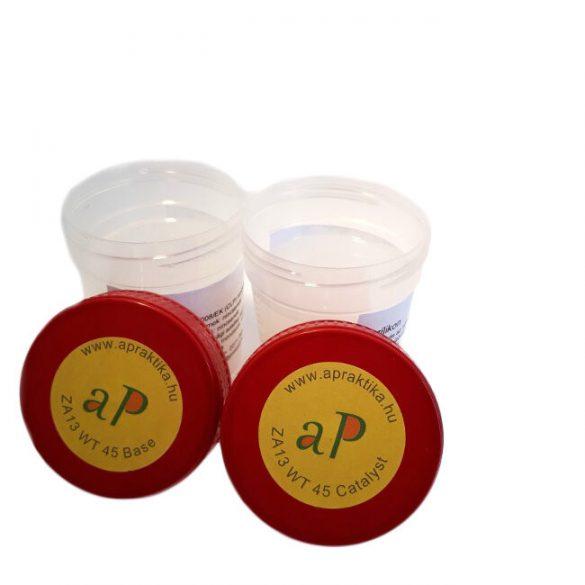 ZA 13 Mould WT 45 Silicone, 13 ShA, Addition Cure