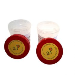 HT 33 Transparent Silicone, Addition Cure, 33 ShA