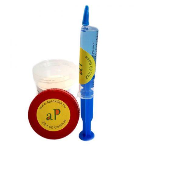 ZAX 60 Silicone, Addition Cure, 60 ShA