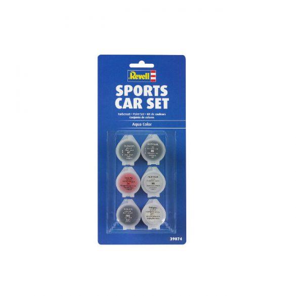 Sports car colour set - for mock-ups