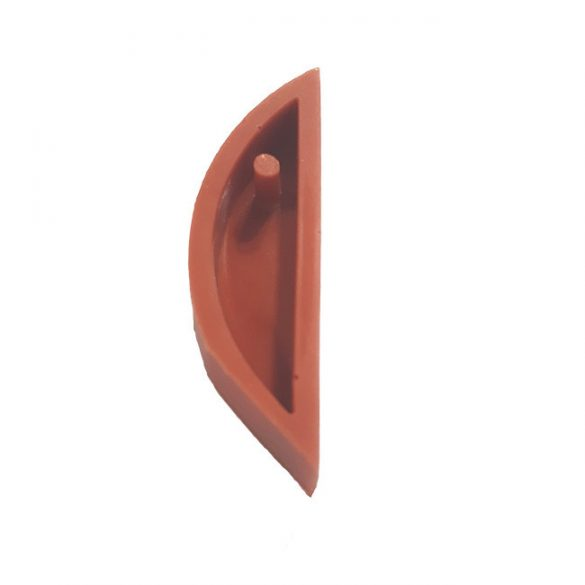 Round Slices Concrete Silicone Mould - L