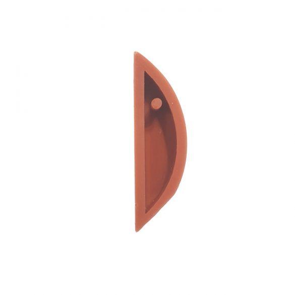 Round Slices Concrete Silicone Mould - R