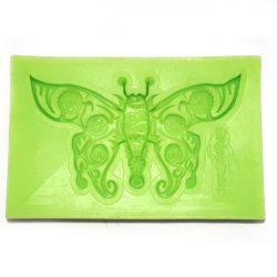 Díszítő Szilikon Sablon, Pillangó Forma
