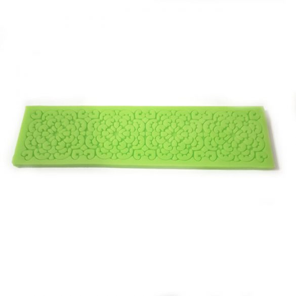 Sugar Lace Mould With Small Pattern