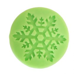 Christmas Decoration - Snowflake Mould