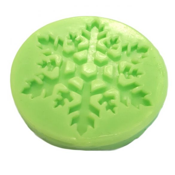 Christmas Decoration - Snowflake Mould