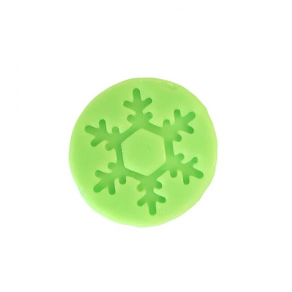 Christmas Ornaments - Snowflake Template - Silicone