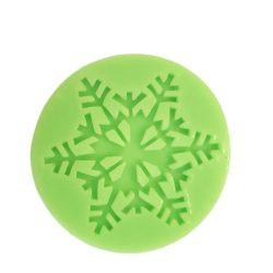 Hópehely Szilikon Sablon - átmérő 53 mm