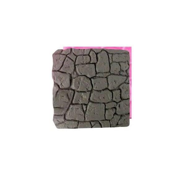 Fondant mintázó sablon - Kőfal 1