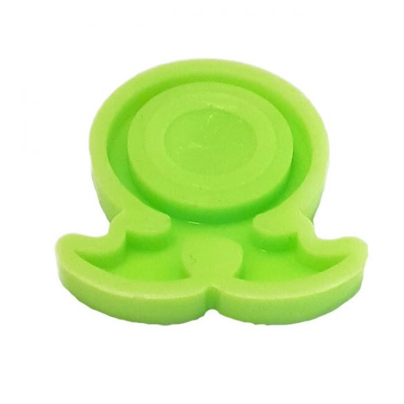 Silicone Mould for Epoxy Ring Casting, ID 17mm, Bat Wings
