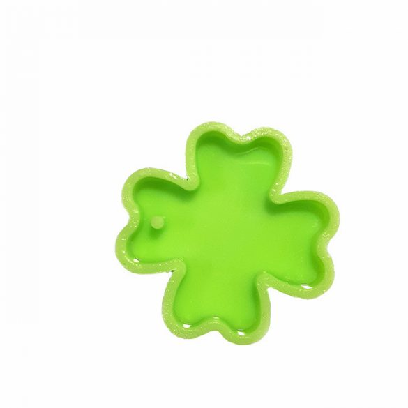Shamrock Medallion Silicone Mould