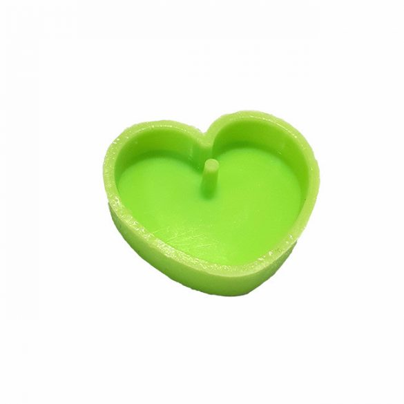 Heart Medallion Silicone Mould