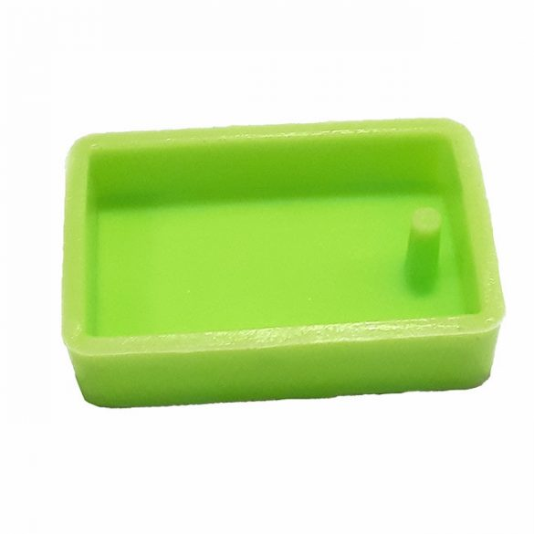 Rectangle Medallion Silicone Mould
