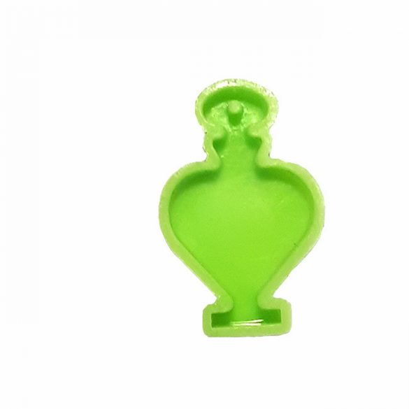 Jug Shaped Medallion Silicone Mould