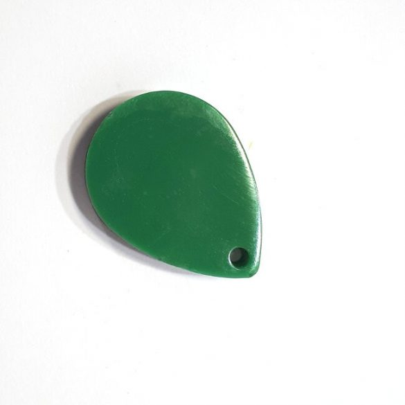 Dropped Shaped Medallion Silicone Mould