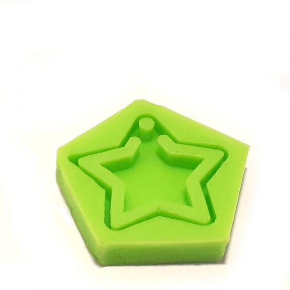 Star Pendant Silicone Mould