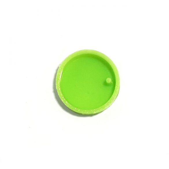 Circle Medallion Silicone Mould