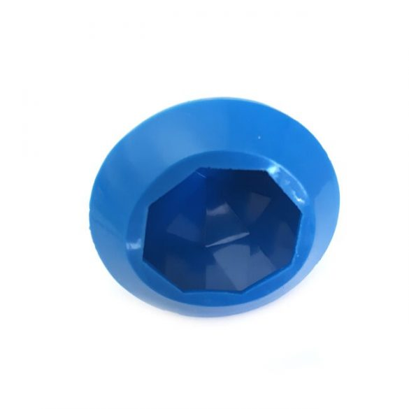 Big Polished Diamond Shaped Silicone Mould