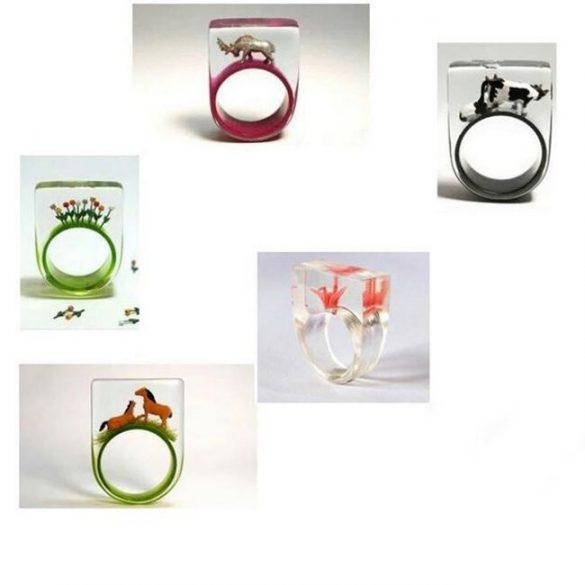 Egyedi Gyűrű Készítő Szilikon Forma
