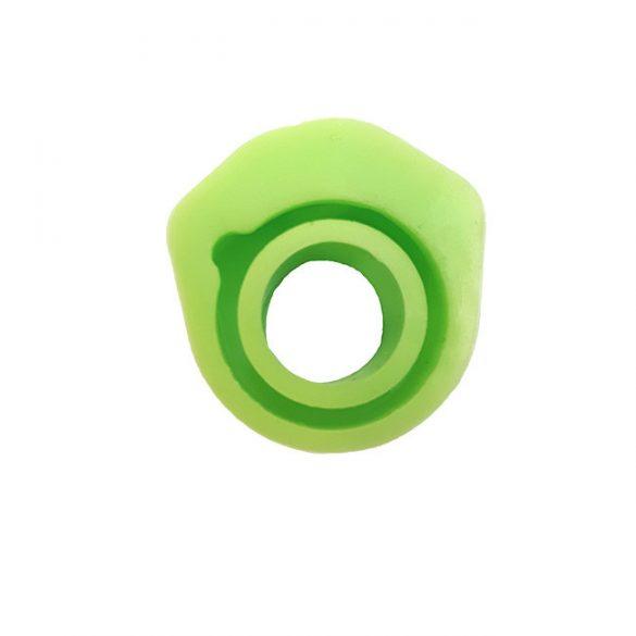 Gyűrű szilikon forma - 3 D csiszolt