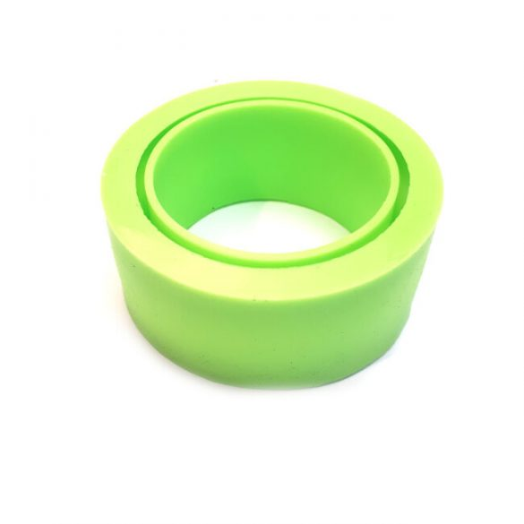 Bracelet silicone mould - wide-dia. 62 mm