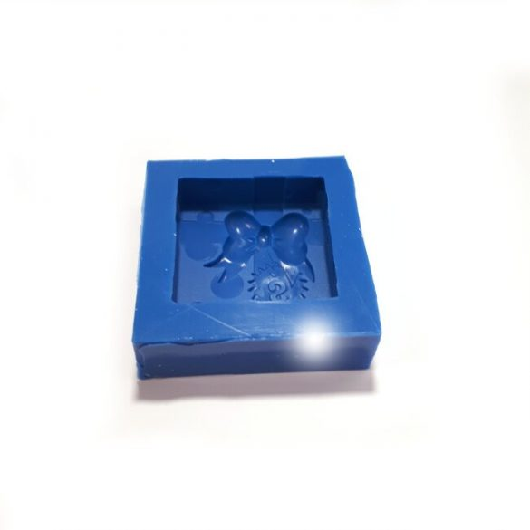 Bow Silicone Mould, Square