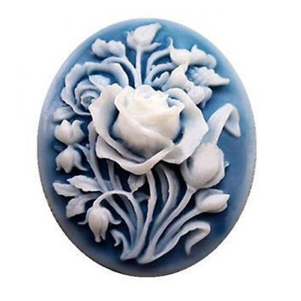 Silicone Form, Rose Bouquet