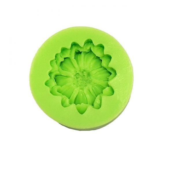 Lotus Flower Silicone Fondant Form