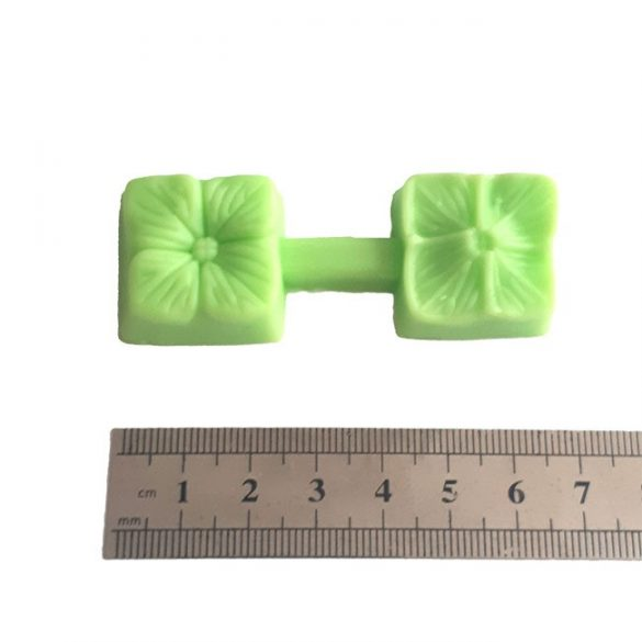 Petal Fondant Maker Silicone Mould, two-sided