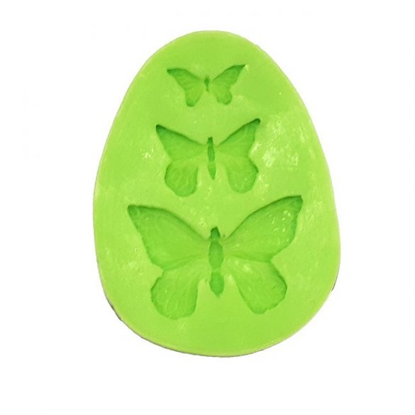 Butterfly Silicone Fondant Mould
