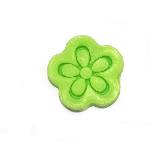 Small Flower of 5 Branches Silicone Decorating Mould
