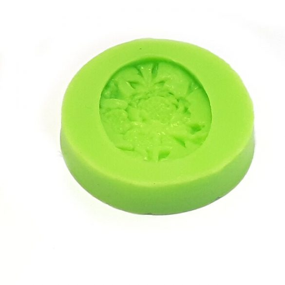 Rose Bouquet Silicone Form