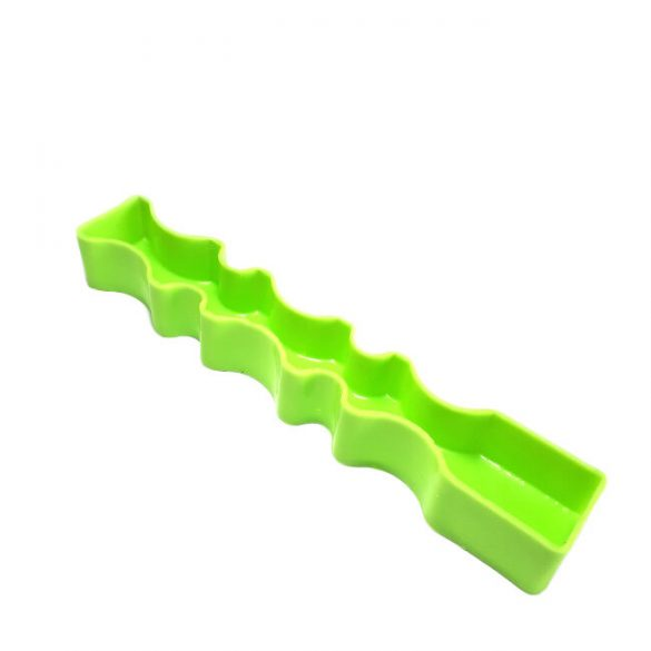Candle mould - silicone - abstract