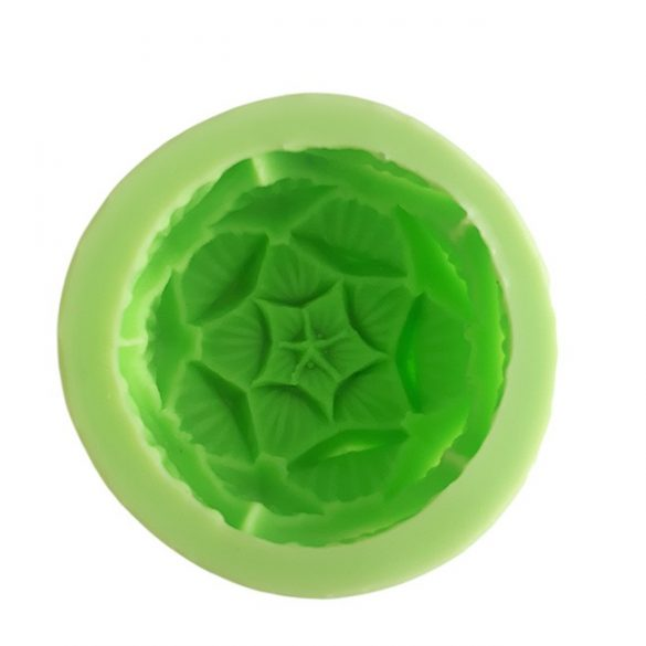 Silicone Candle Mold - Lotus Flower
