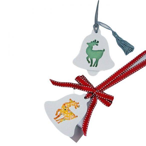 Christmas decoration - Reindeer silicone shape