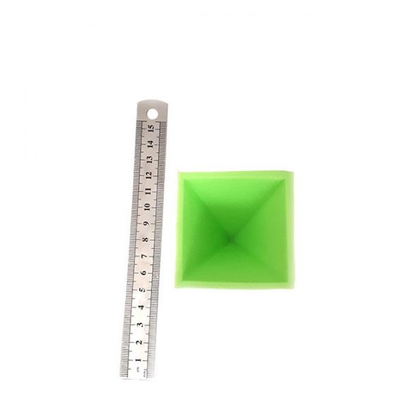 Pyramid Silicone Mould for Home Decoration