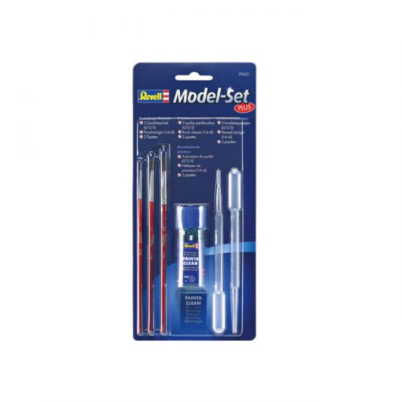 Model-Set Plus Painting accessories