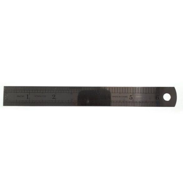 metal ruler 15cm