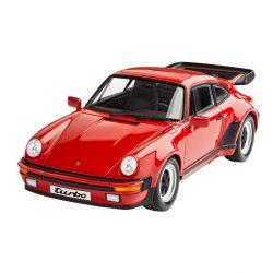 Porsche 911 Turbo car mock-up