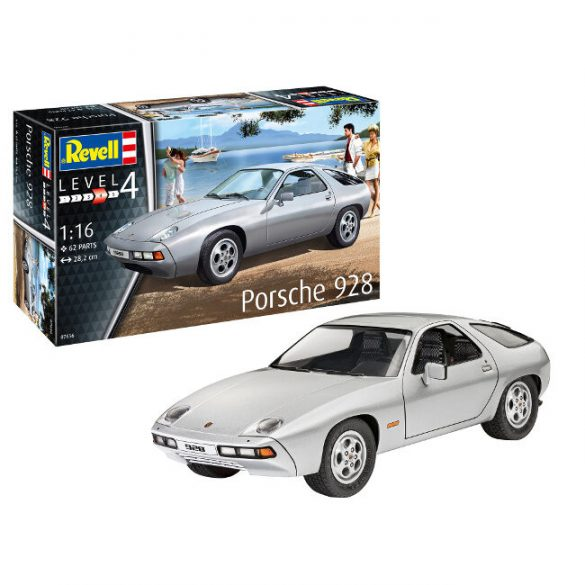 Porsche 928 autómakett