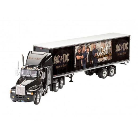 Truck & Trailer AC/DC Limited Edition kamion makett